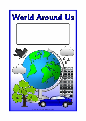 The world around us clipart vector library stock World Around Us Topic Primary Teaching Resources and Printables ... vector library stock