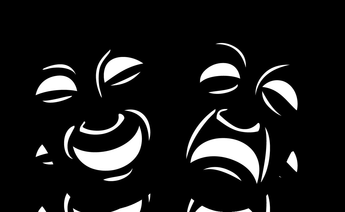 Theater mask clipart clip art transparent 14+ Theatre Mask Clipart | ClipartLook clip art transparent