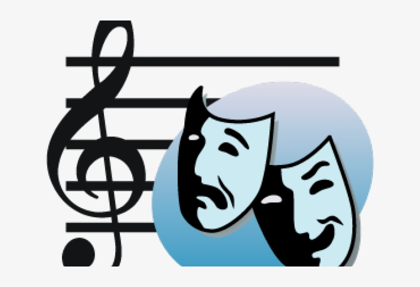 Theater music clipart clip art freeuse library Mirror Clipart Drama - Musical Theatre Clip Art - Free ... clip art freeuse library