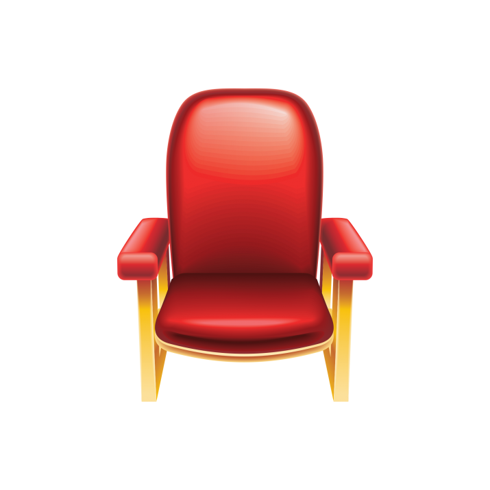 Theater seats clipart image transparent library Movie Theater Chair Clipart PNG Image Free Download ... image transparent library