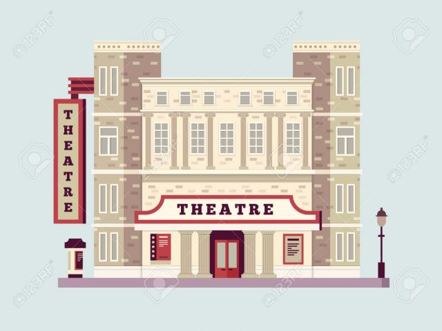 Theatre building clipart svg freeuse library Free Theatre Clipart, Download Free Clip Art on Owips.com svg freeuse library