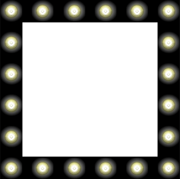 Theatre lights border clipart picture free Free Marquee Lights Cliparts, Download Free Clip Art, Free ... picture free