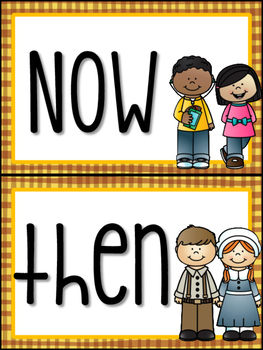 Then & now clipart clipart transparent library Then & Now Sort clipart transparent library