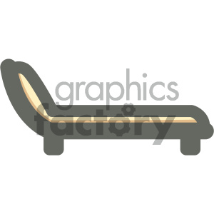 Therapy couch clipart clip library download therapy couch furniture icon . Royalty-free icon # 405689 clip library download