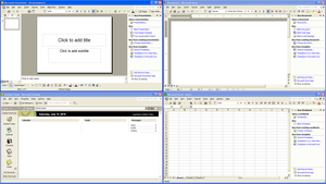 There is no clipart in office 2000 svg transparent stock Microsoft Office XP - Wikipedia svg transparent stock