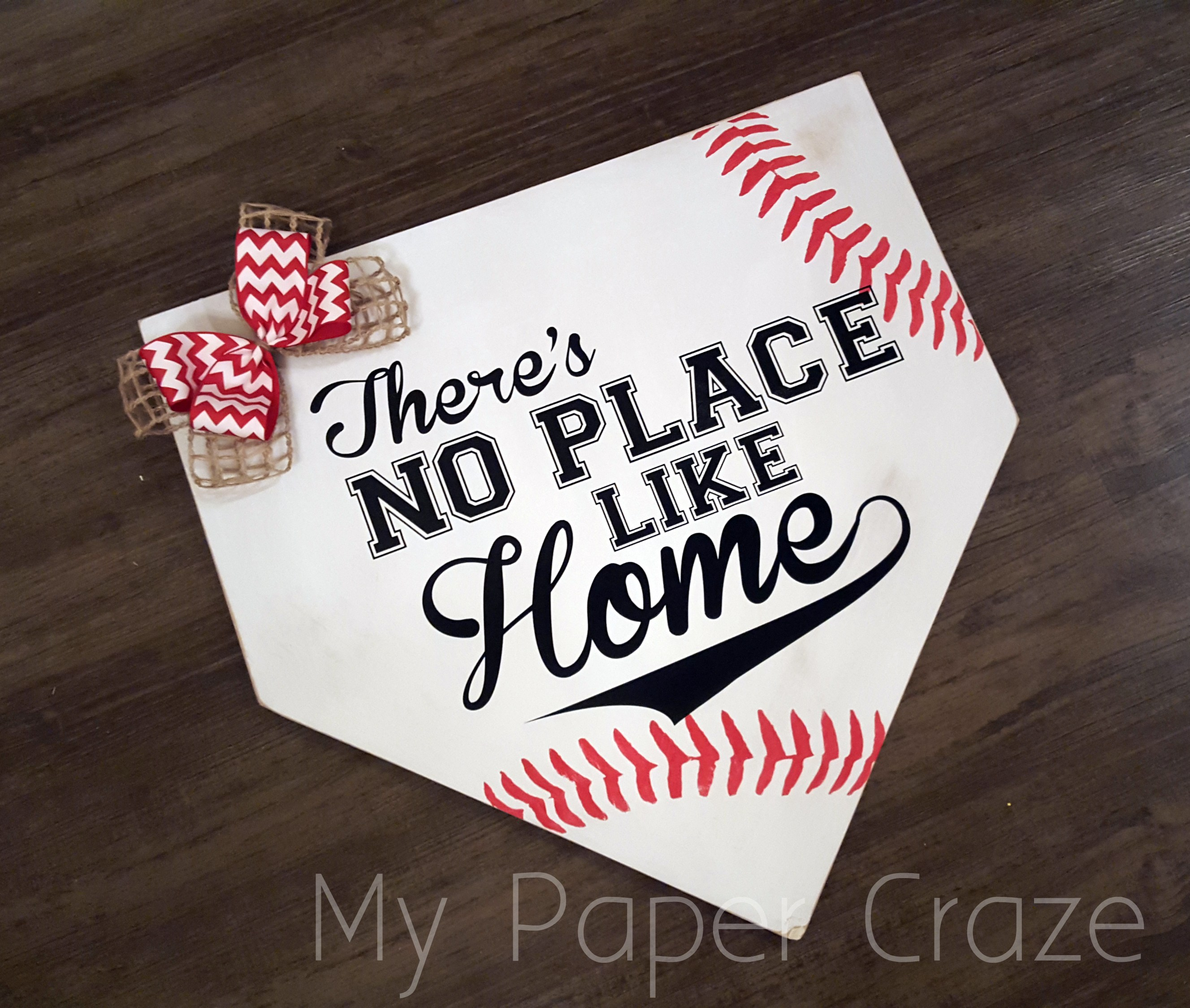 There is no place like home baseball clipart image freeuse baseball Archives - My Paper Craze image freeuse