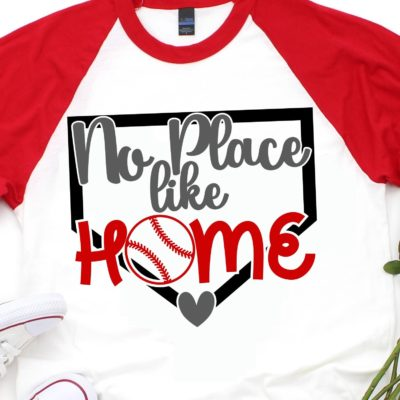 There is no place like home baseball clipart transparent No Place Like Home svg transparent