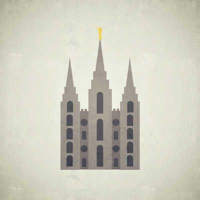 There s no place like home clipart temple png free library Salt Lake Temple Minimalist PDF Printable | a few of my ... png free library