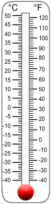 Thermometer clipart for teachers graphic royalty free Free Clip Art of Thermometers graphic royalty free