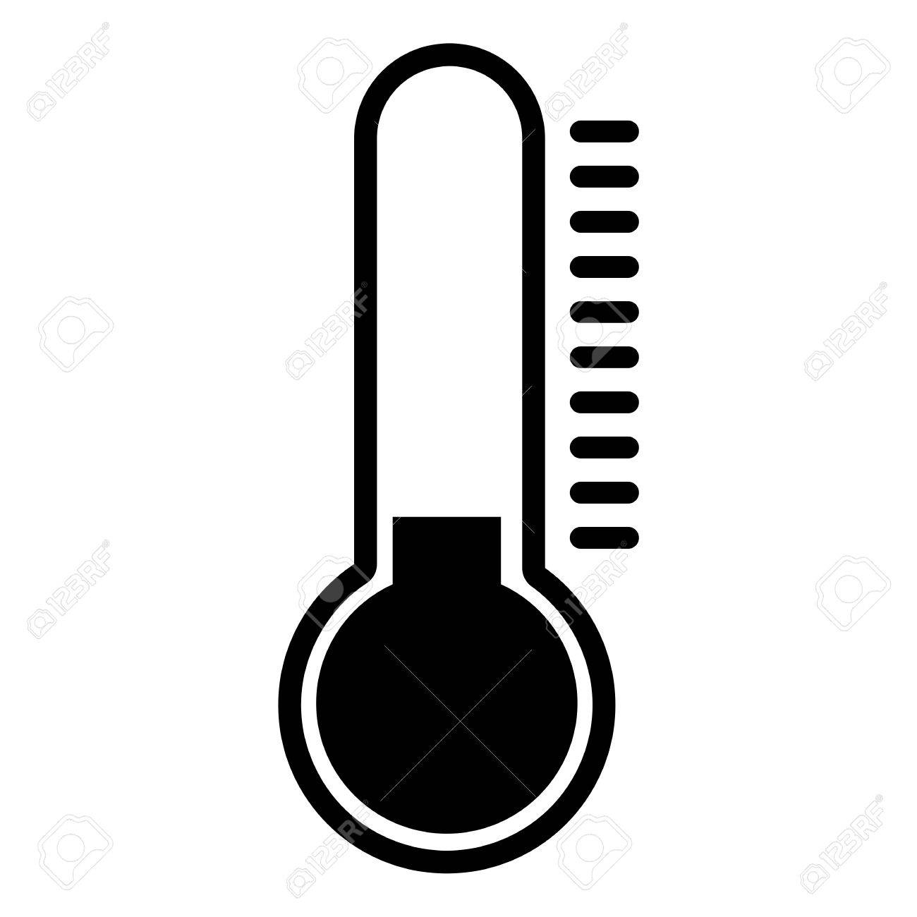 Thermometer vector clipart free svg Cold Thermometer Clipart | Free download best Cold ... svg