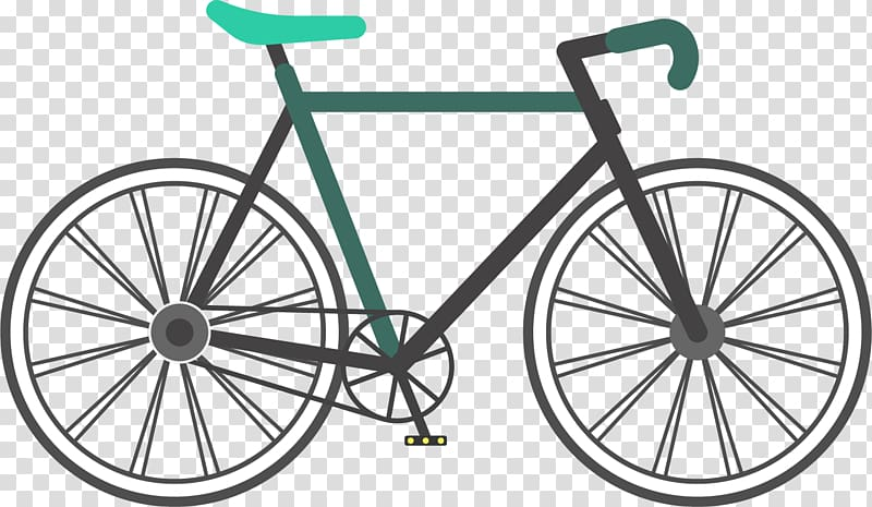 They rode bikes together clipart banner black and white library Road bicycle Cycling Cannondale Bicycle Corporation Hybrid ... banner black and white library