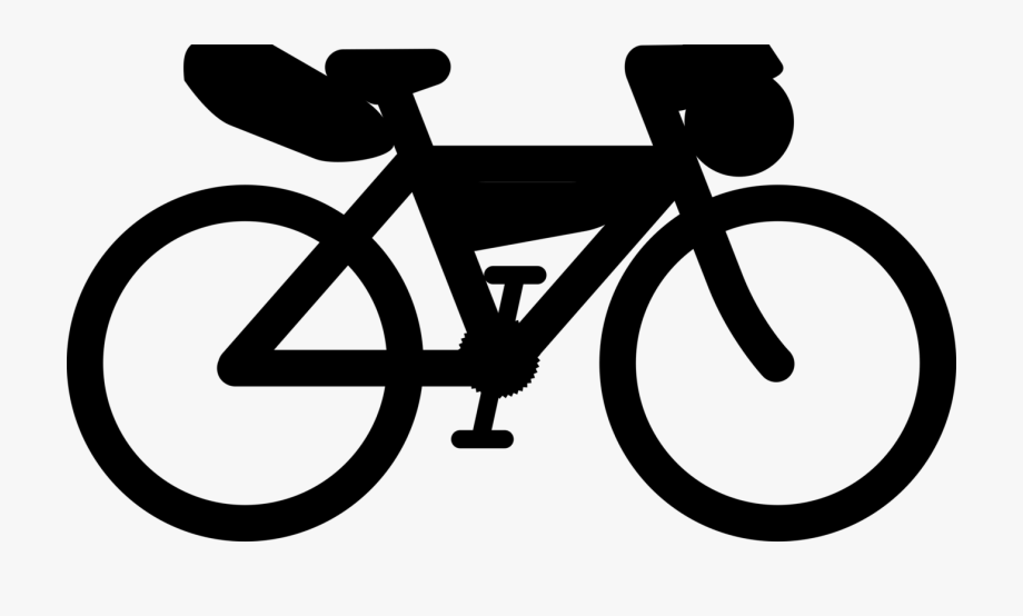 They rode bikes together clipart svg stock Cycle Clipart Rode - Bike Touring Draw, Cliparts & Cartoons ... svg stock