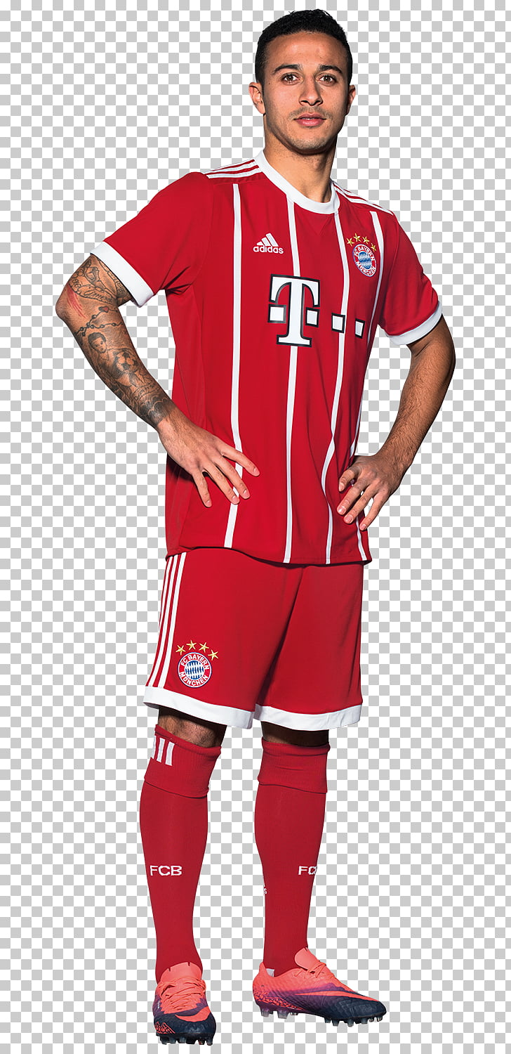 Thiago clipart picture free library Thiago Alcántara Jersey FC Bayern Munich Bundesliga Sport ... picture free library