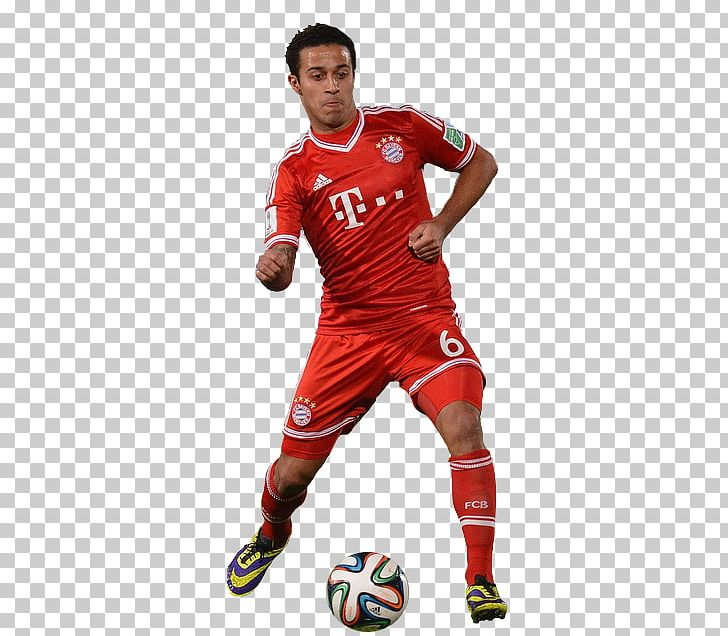 Thiago clipart free library Thiago Alcántara Jersey Football Player Rendering PNG ... free library