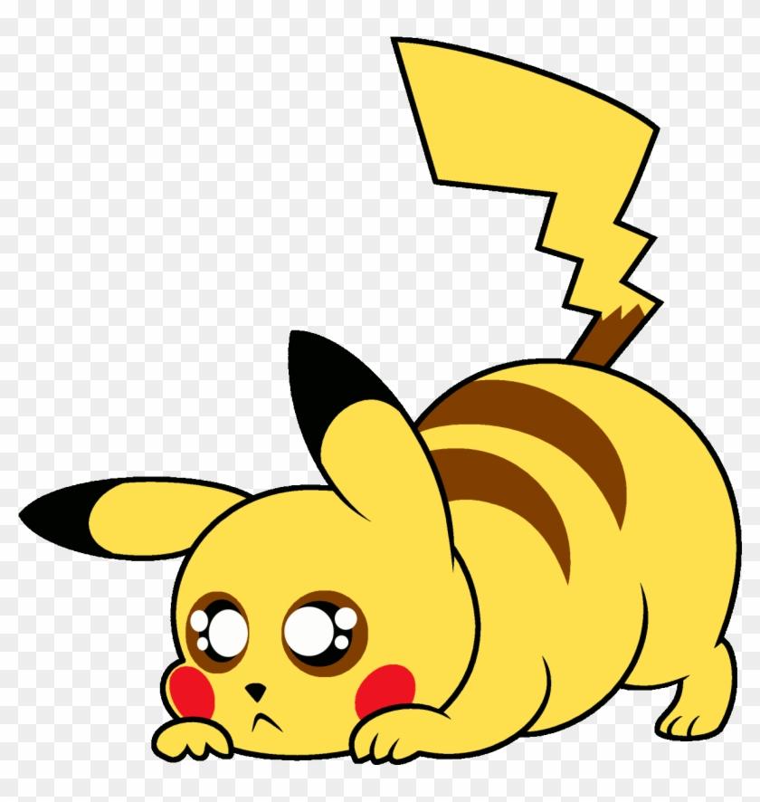 Thick butt clipart transparent download Pikachu Shaking Its Butt , Png Download - Pikachu Butt Shake ... transparent download