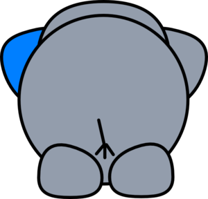 Thick butt clipart graphic free library Cartoon Butt Pictures   Free download best Cartoon Butt ... graphic free library