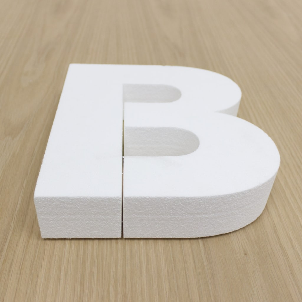 Thick letter w clipart png free Foam Letters - Big Letters in Any Font | Craftcuts.com png free
