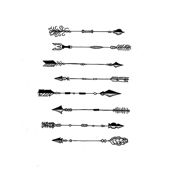 Thick tribal arrow outline clipart jpg download 27 Images of Thick Tribal Arrow Template | vanscapital.com jpg download