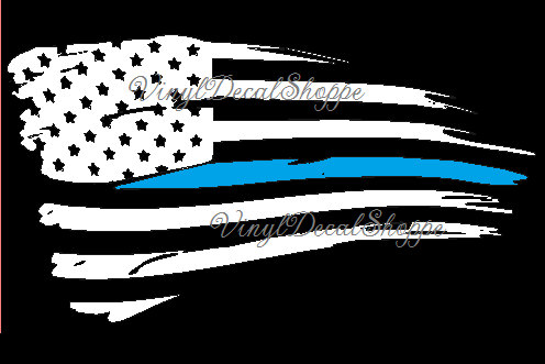Thin blue line clipart jpg transparent library Thin blue line flag clipart - ClipartFest jpg transparent library