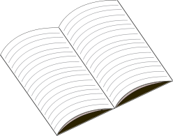 Thin book clipart free stock Books Clipart free stock