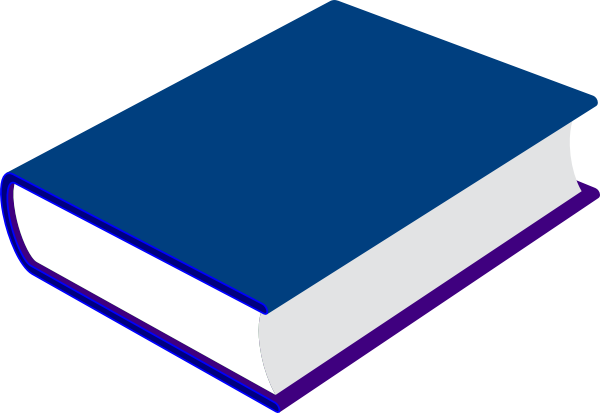 Thin book clipart graphic royalty free Clipart thick book - ClipartFest graphic royalty free