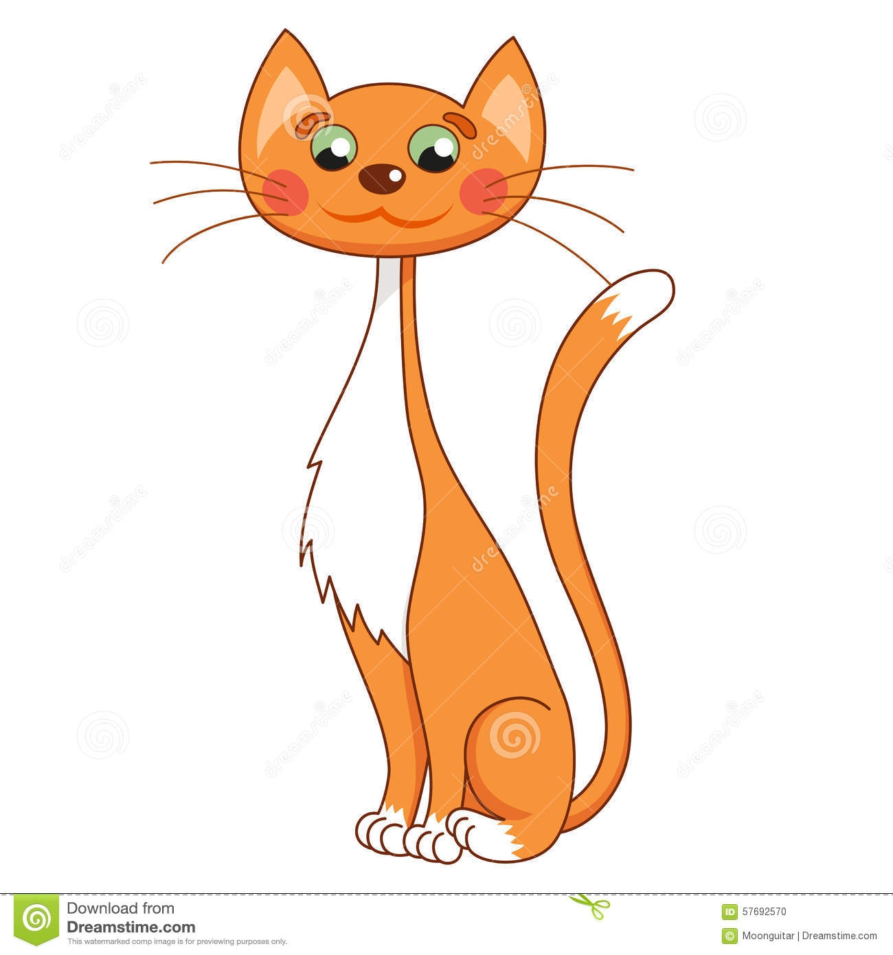 Thin cat clipart jpg library library Thin cat clipart - ClipartFest jpg library library