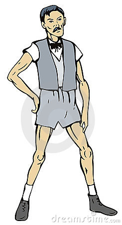 Thin clipart graphic transparent stock Thin man clipart - ClipartFest graphic transparent stock
