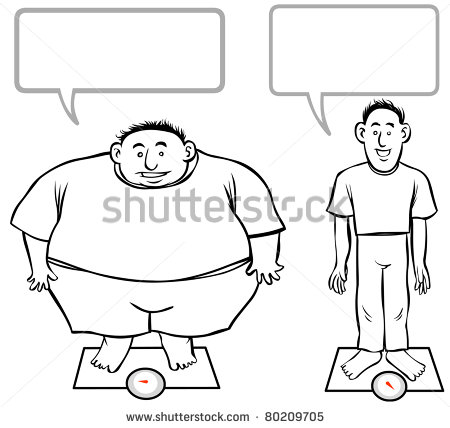 Thin fat clipart jpg freeuse Body Fat Clipart - Clipart Kid jpg freeuse