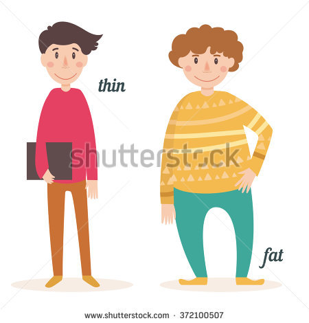 Thin fat clipart svg freeuse stock Fat Skinny Stock Images, Royalty-Free Images & Vectors | Shutterstock svg freeuse stock