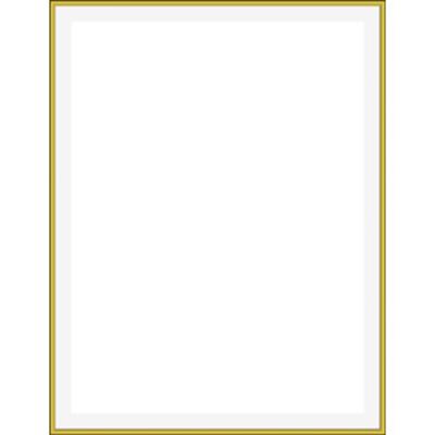 Thin frame clipart clip art stock Gold Frame Clipart - Clipart Kid clip art stock