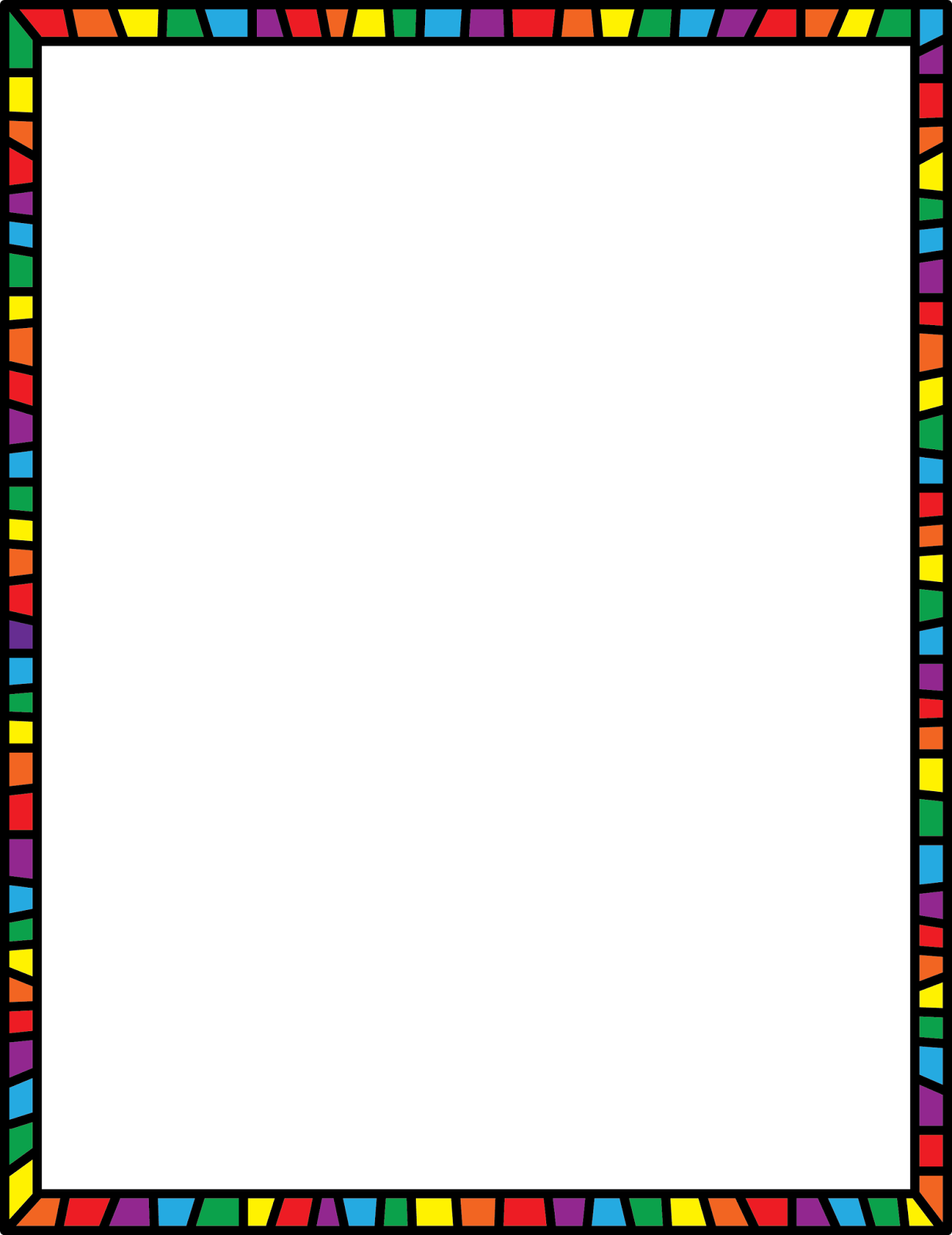 Thin frame clipart graphic free download Thin clipart border - ClipartFox graphic free download