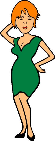 Thin girl clipart banner library Cartoon Skinny Girl - ClipArt Best banner library
