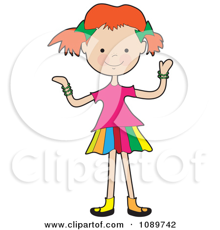 Thin girl clipart image freeuse library Slim girl clipart - ClipartFest image freeuse library