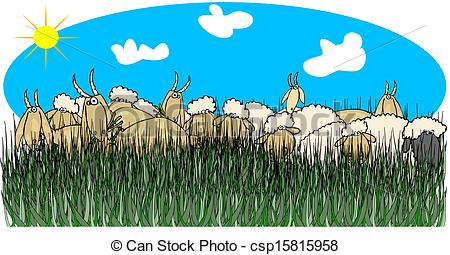 Thin grass clipart black and white library Tall grass clipart 300dpi - ClipartFest black and white library