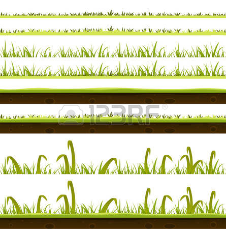 Thin grass clipart png royalty free stock 160 Leaf Layer Sets Cliparts, Stock Vector And Royalty Free Leaf ... png royalty free stock