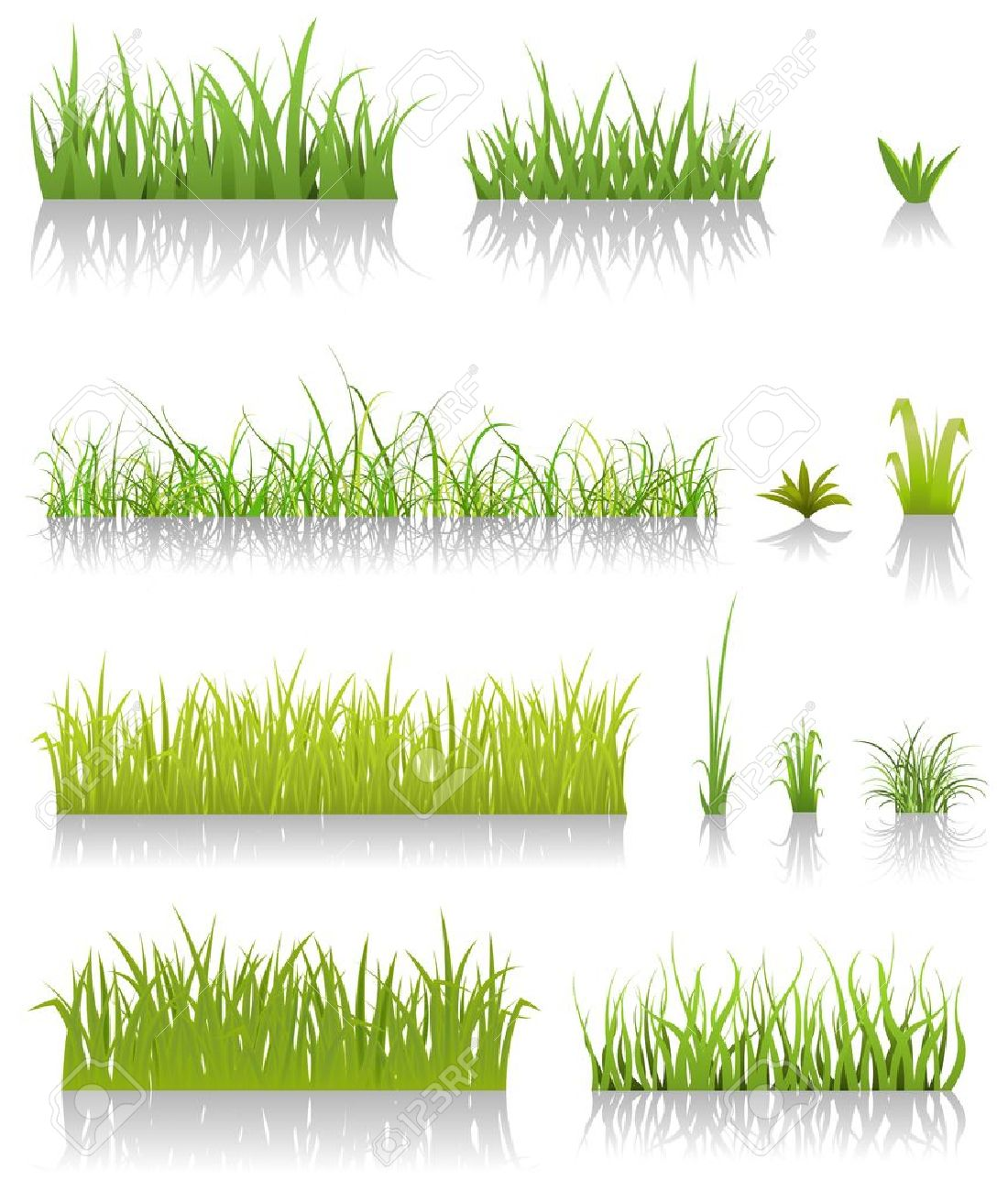 Thin grass clipart jpg black and white library Tall thin curved grass clipart - ClipartFest jpg black and white library