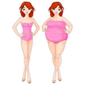 Skinny pretty girl clipart banner library Free Clipart Skinny Lady | Free Images at Clker.com - vector ... banner library
