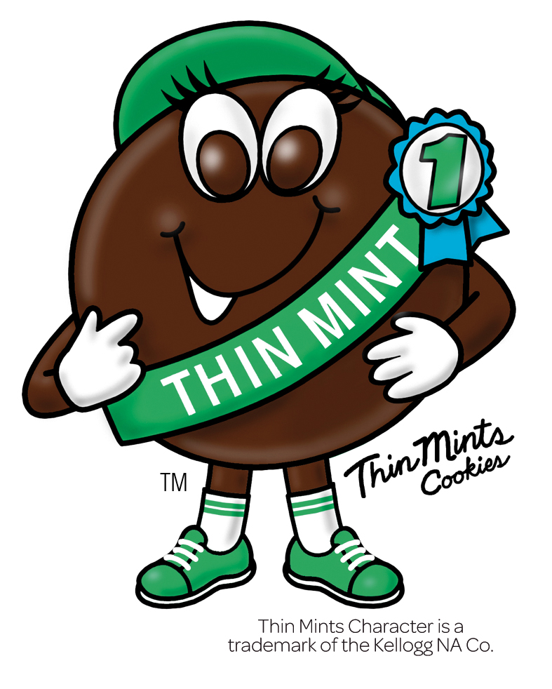 Thin mint character clipart clip art royalty free download Thin mint character clipart - ClipartFest clip art royalty free download