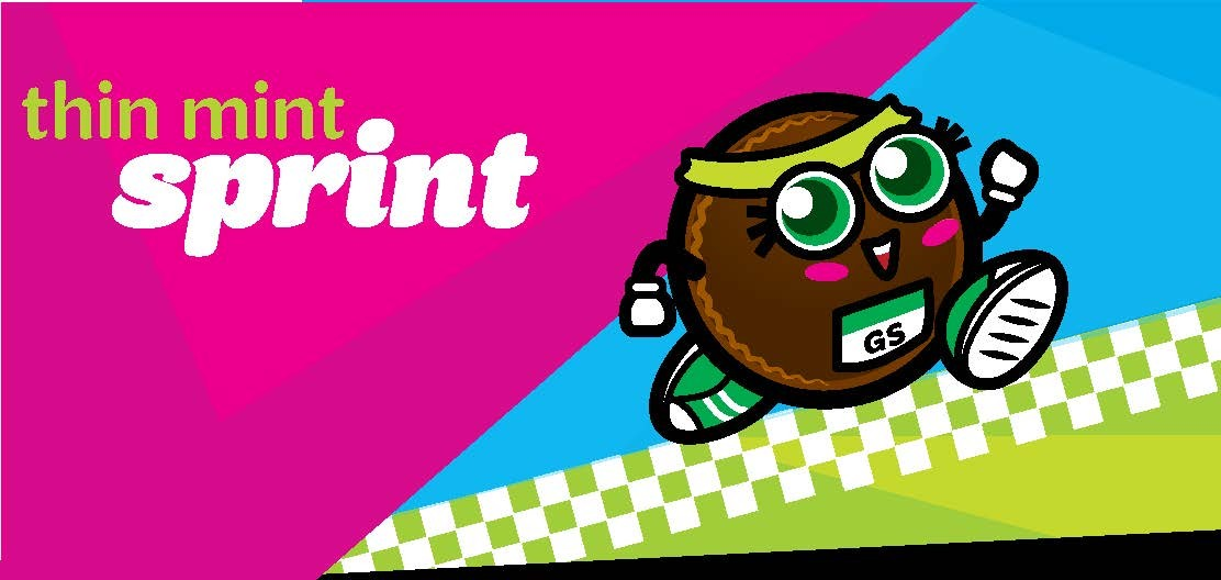 Thin mint character clipart clipart library library Thin Mint Sprint clipart library library