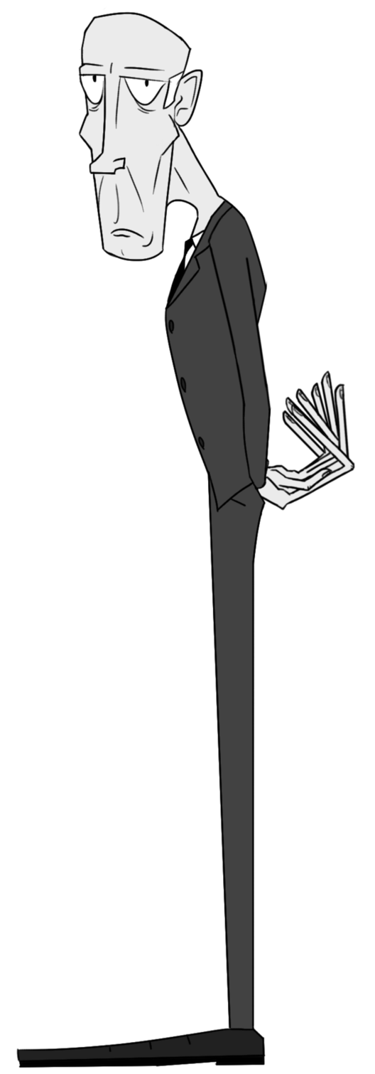 Thin person clipart vector freeuse stock Skinny Man Cartoon Group (81+) vector freeuse stock