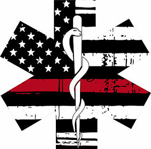 Thin red line clipart graphic freeuse download Details about Thin Red Line Decal - Tattered Flag EMS Star Rescue Window  Decal - Various Sizes graphic freeuse download