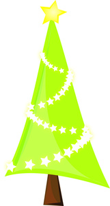 Thin star clipart vector black and white Christmas Tree Star Clipart | Clipart Panda - Free Clipart Images vector black and white