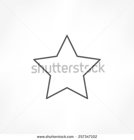 Thin star clipart clip art royalty free library Thin star clipart - ClipartFest clip art royalty free library