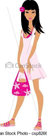 Thin woman clipart jpg Slim girl clipart - ClipartFest jpg
