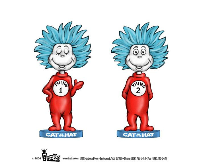 Thing 1 and thing 2 cat in the hat clipart clipart royalty free download Thing 1 and thing 2 cat in the hat clipart - ClipartFest clipart royalty free download