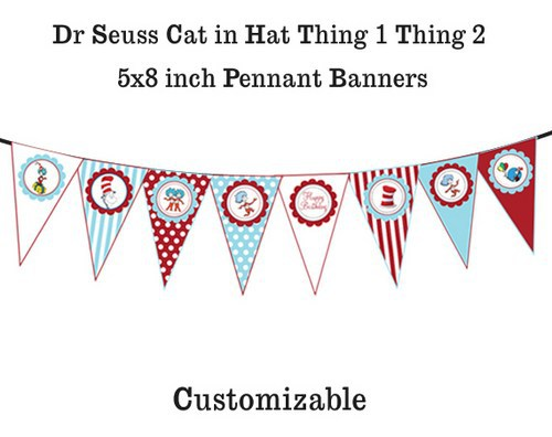 Thing 1 and thing 2 cat in the hat clipart banner download repeat crafter me and 2 straws. thing 1 and 2 shirts clipart ... banner download