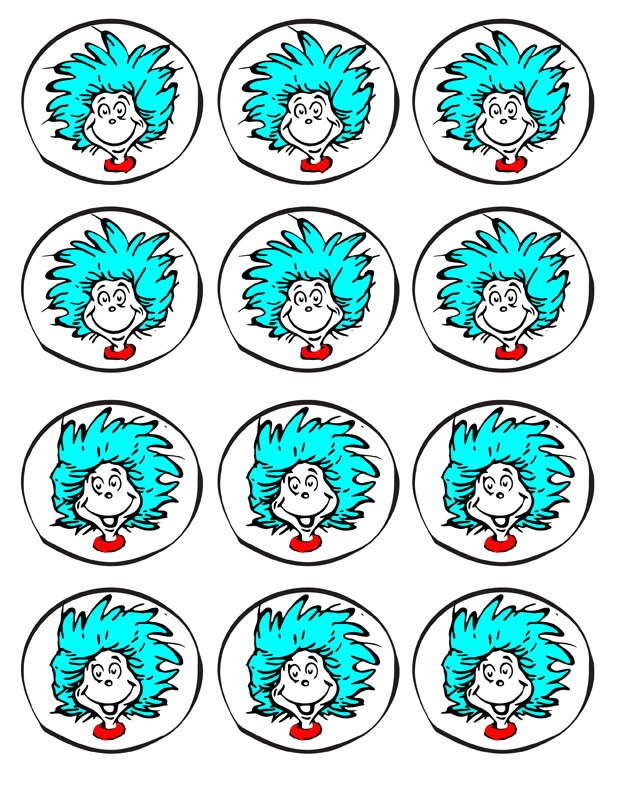 Thing 1 and thing 2 cat in the hat clipart clip freeuse 17 Best images about DS Paper and Clip Art on Pinterest | World ... clip freeuse