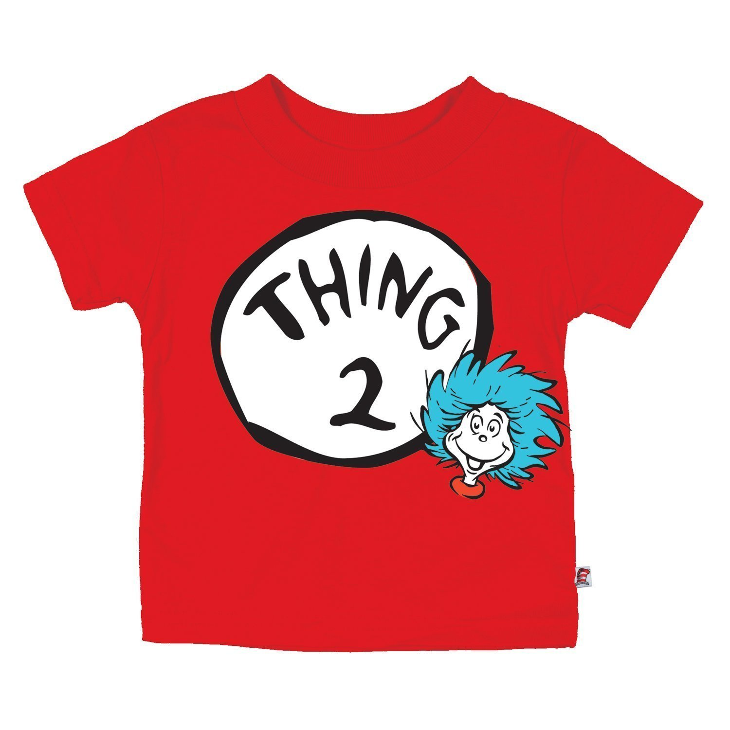 Thing 1 and thing 2 clip art jpg free Thing 1 And 2 Shirts Clipart - Clipart Kid jpg free