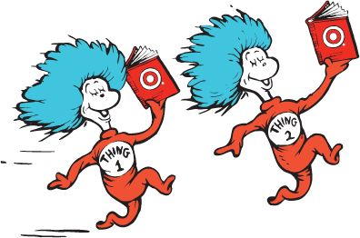 Thing 1 and thing 2 clip art image royalty free library Pages Thing 1 And Thing 2 Clipart Panda Free Clipart Images ... image royalty free library
