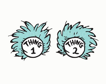 Thing 1 and thing 2 face free clipart clip art royalty free library Face, Green, Cartoon, Text, Head, Eye, Font, Smile, Design ... clip art royalty free library